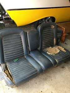 1965 1968 Mustang Front Bench Seat