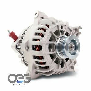 New Alternator For Ford Mustang Gt V8 4 6 1999 2004 Xr3u Aa Xr3u Ab Xr3u Ac