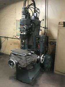 Moore Jog Grinder Model 2 Used Two Available