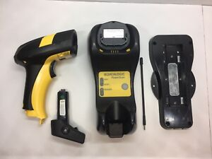 Datalogic Powerscan Pm8500 Barcode Scanner Pm8500 910 Charging Base