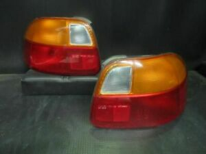 Honda Cr x Eg1 Eg2 Delsol Tail Lights Rear Lamps Taillights