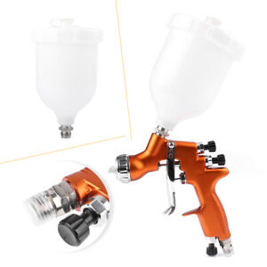 Set Car Auto Hvlp Touch Up Spray Paint Repair Gun 1 3mm Nozzle Air Gravity Feed