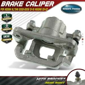 Brake Caliper For Nissan Altima 2002 2006 2013 2018 Maxima 2003 2007 Rear Right