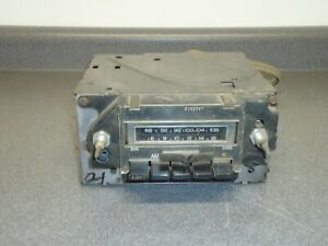Factory Oem Gm Delco 8 track Am fm Radio 51bfmt2 7939081 1975 Chevy Caprice