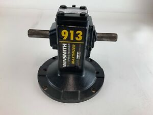 New Winsmith 913 Maximizer Se 913mwns062x0ab 1750 Rpm 170t 5 00 Speed Reducer