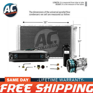 Ac Kit Universal Evaporator Underdash Unit Compressor And Condenser 10 X 18