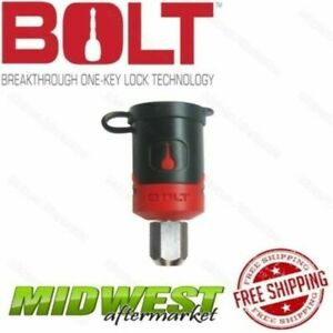 Bolt Jeep Spare Tire Lock For 1997 And Newer Jeep Tj Jk