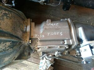 Borg Warner T 10 4 Speed Trans Ford Mustang Comet Falcon With Hurst Shifter