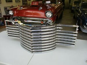 Vintage Rare 1941 Cadillac Front Grille Grill Oem Nice Shape