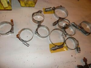 Case 970 Diesel Farm Tractor Misc Clamps
