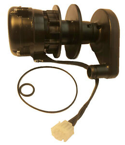New Manitowoc Compatible Water Pump W O Ring Model P n 2008923 2008929 115v