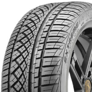 Continental Extremecontact Dws P245 40r17 91w Bsw All season Tire
