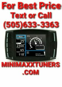 H S Mini Maxx Diesel Tuner 629 Fast 2nd Day Fedex Air Shipping Shipping