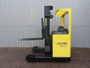 Hyster R2 0 5500mm Lift Used Reach Forklift Truck 2736
