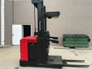 Toyota Order Picker Forklift 3000lbs 240 Lift Electric Cherry Picker 6bpu15