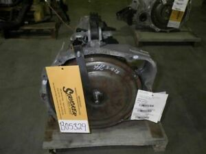 Automatic Transmission Fits 02 Forester 1027239
