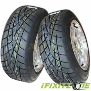 2 Toyo Proxes R1r 205 50r15 86v Extreme Performance Summer Tires