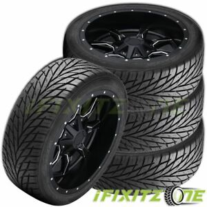 4 Toyo Proxes S T 275 55r20 117v All Season High Performance Tires For Truck Suv