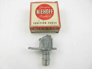 Vintage Floor mounted Niehoff Al 135 Headlight Lamp Dimmer Switch