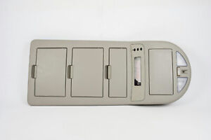 2004 2012 Nissan Titan Overhead Console With Homelink And Display