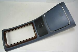 1997 2004 Buick Regal Console W Cup Holder 97 99 00 01 02 04 Blue Color