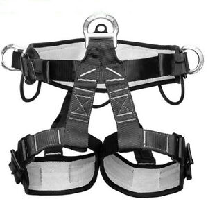 Half Body Safety Belt Tree Climbing Saddle Rock Climbing Aerial Work Harness