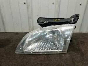 2000 02 Chevrolet Cavalier Drivers Left Headlight W Bracket