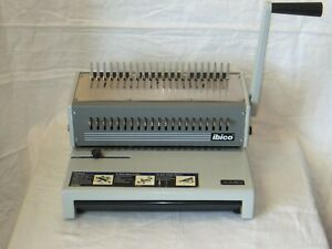 Ibico Kombo Heavy Duty Manual Paper Comb Punch Binding Machine