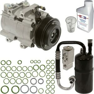 A c Compressor Component Kit electric gas Omniparts 25074164