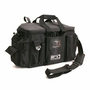 Hatch D1 black Police Patrol Heavy Duty Black Water Resistant Nylon Bag