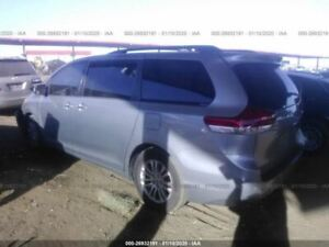 Driver Front Seat Bucket Air Bag Electric Leather Fits 12 19 Sienna 1259972