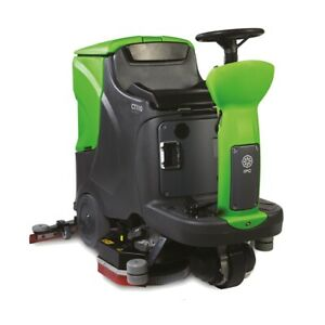 Ipc Eagle Ct110bt70 28 Floor Scrubber Rider Nationwide Warranty Service