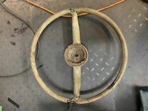 1949 Ford Steering Wheels And Horn Buttons