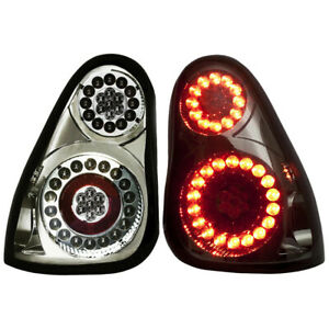 Smoked Led Tail Light Set For 00 05 Chevrolet Monte Carlo Gm2800180 Gm2801180