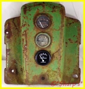 Aa4841r John Deere A Dash Has Gauges All Fuel Or Auxiliary Fits 584 000 Up