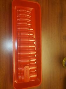 Snap On Tools Sockets Tray