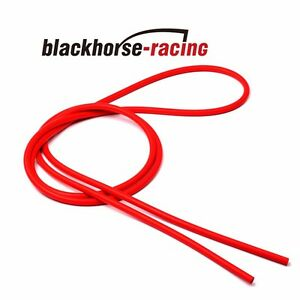 10 Feet Id 5 32 4mm Silicone Vacuum Hose Tube High Performance Red