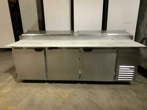 Beverage Air 93 Refrigerated Pizza Prep Table