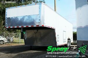 Spray Foam Rig Packages For Sale Pmc Ph 55 Gooseneck Trailer contractors Special