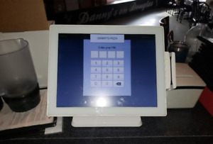 Cake Point Of Sale Pos Lcd Touchscreen Terminal Station 615s Cash Register