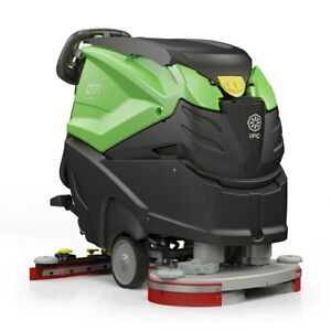 Ipc Eagle 20 Automatic Floor Scrubber Nationwide Warranty Free Shipping