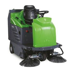 48 Rider Sweeper Ipc Eagle Tk1280e Free Shipping Nationwide Warranty Serice