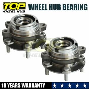 Front Wheel Bearing Hub Assembly For 07 11 2012 Fits Nissan Altima 2 5l 513294x2