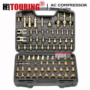 Auto Air Conditioning A c Leak Detection Tools Set For Europe Asian