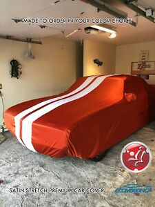 Coverking Satin Stretch Indoor Custom Car Cover For 1967 1969 Chevy Camaro