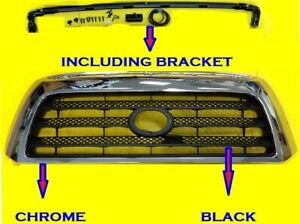 Grille For Toyota Sequoia 2008 2009 Tundra Sr 5 07 09 531000c160 To1200301
