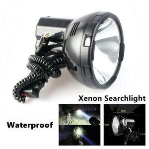 1pc Hand Held Xenon Hid Search Spot Light Fishing Boat Lighting Marine Camping