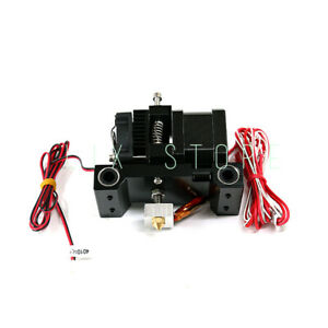 1pc Anet A6 3d Extruder Kit Single Jet Nozzle Extruder Print Head With Motor