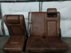 Ford Expedition King Ranch 3rd Third Row Seat 2003 2004 2005 2006