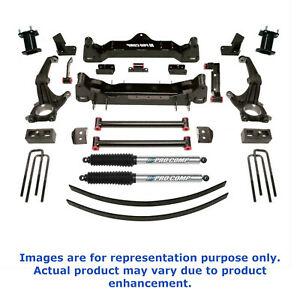 Pro Comp 6 Inch Lift Kit With Es9000 Shocks For 12 15 Tacoma K5080b